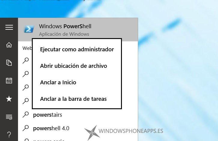 powershell admin