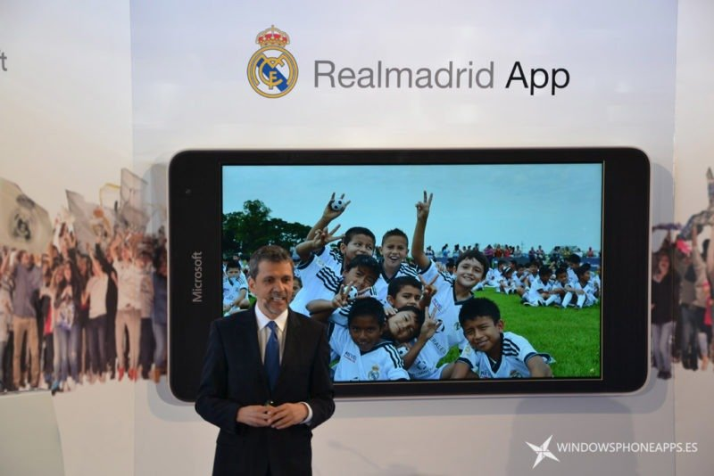 realmadrid app - Orlando Ayala
