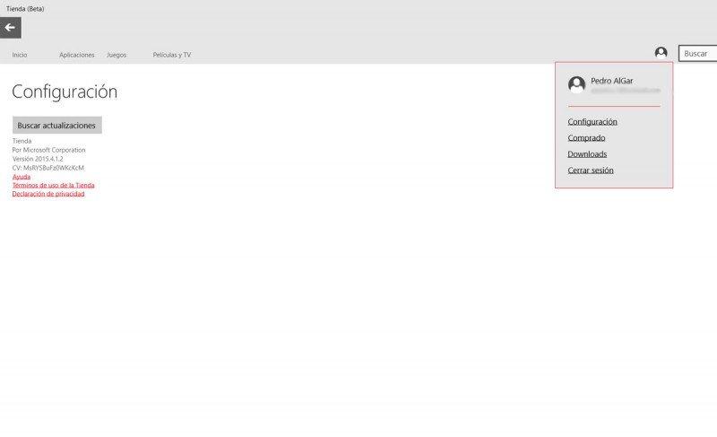 store-beta-mayo-configuración-ahora