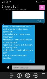 Telegram Messenger beta se actualiza permitiendo subir y compartir packs de Stickers