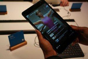 Windows 10 para tablets de menos de 8 pulgadas, os lo mostramos en vídeo e imágenes