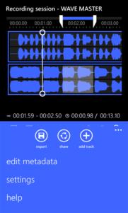 Wave Master, editor de audio profesional, gratis por tiempo limitado