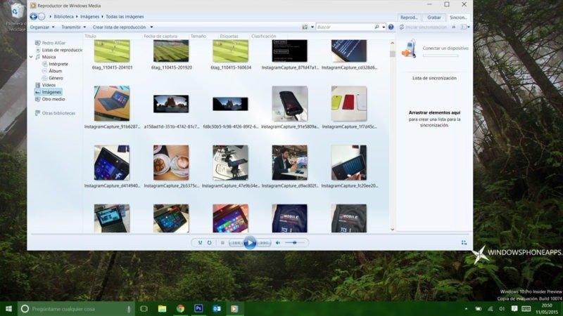Windows Media Player continuará con Windows 10