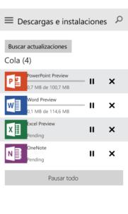 La Build 10080 de Windows 10 Mobile Insider Preview en imágenes