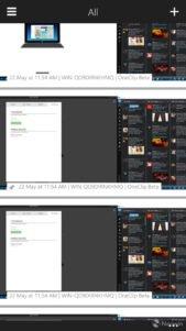 Microsoft OneClip, un portapapeles multiplataforma en la nube, aparece en beta interna para Windows [Actualizado con video]