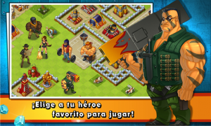 Jungle Heat disponible para Windows Phone