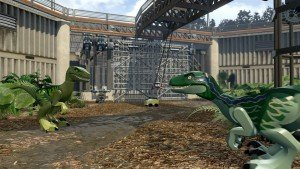 LEGO Jurassic World 3