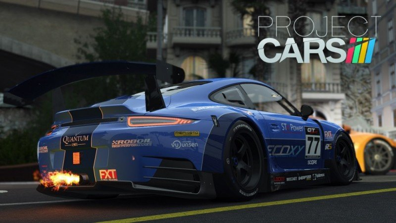 Project Cars Digital Edition entre los Games With Gold de Febrero