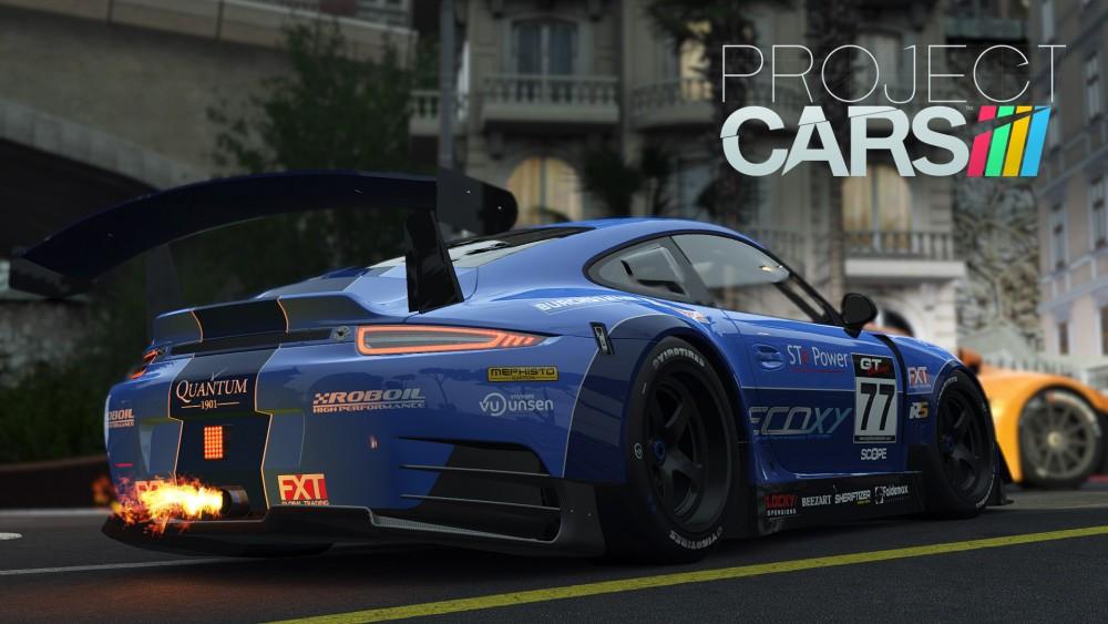 Project CARS y Star Wars: El Poder de la Fuerza, disponibles gratis con los Games with Gold