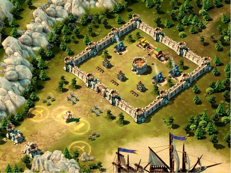Siegefall, el nuevo juego Gameloft que llegará a Windows, iOS y Android