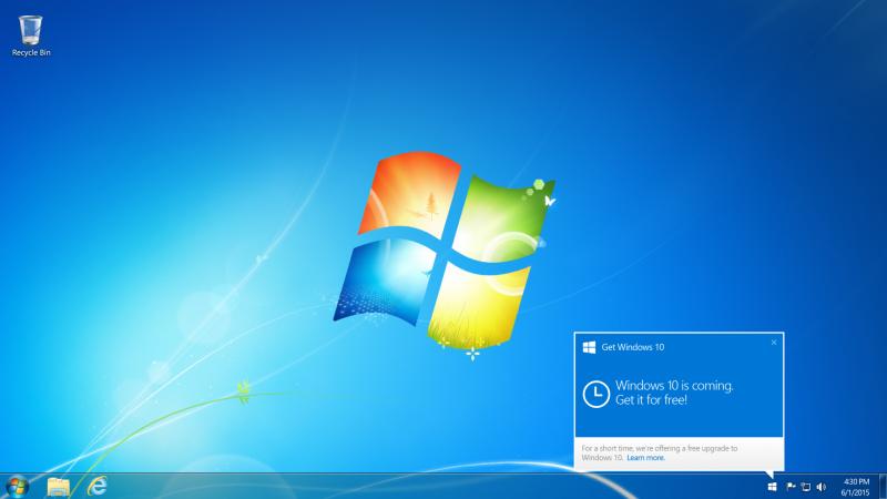 Windows 10 reservar