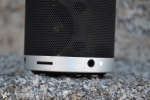 Con la música a todas partes: Altavoz inalámbrico Veho 360° Bluetooth M4