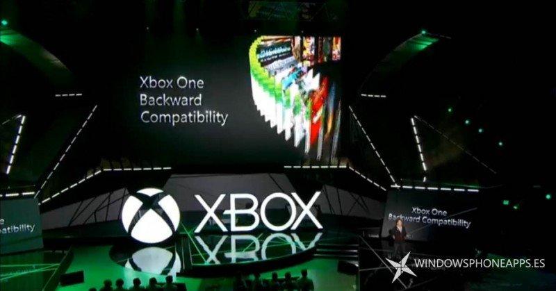 compatibilidad 360 en Xbox one