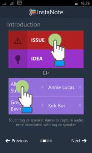 InstaNote, la aplicación de Microsoft para tomar notas de audio de tus reuniones de trabajo