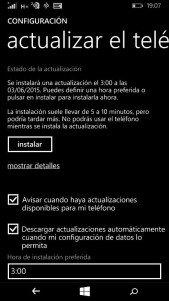 Lumia 640 y Lumia 640 XL reciben una nueva actualización