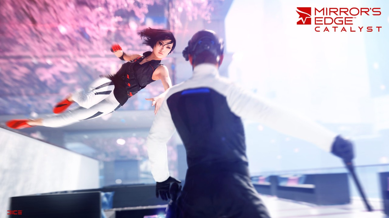 Mirror's Edge Companion