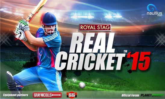 Real Cricket 15