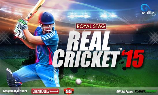 Real Cricket 15
