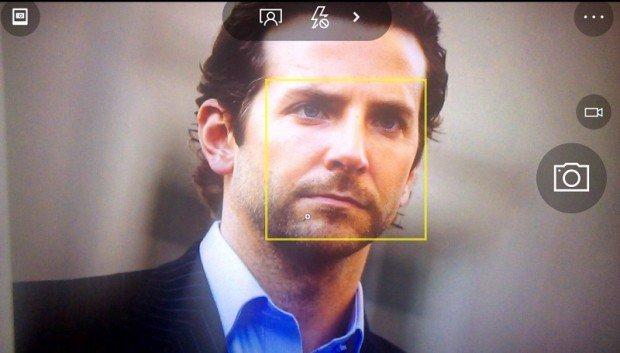 La cámara de Windows 10 Mobile ya incluye reconocimiento facial para la cámara frontal