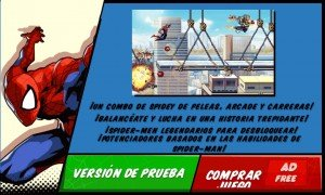 spiderman ultimate power for mobile