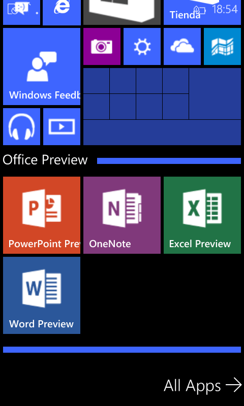 OneNote para Windows 10 Mobile deja de ser Preview en ultima actualización [ACTUALIZADO]