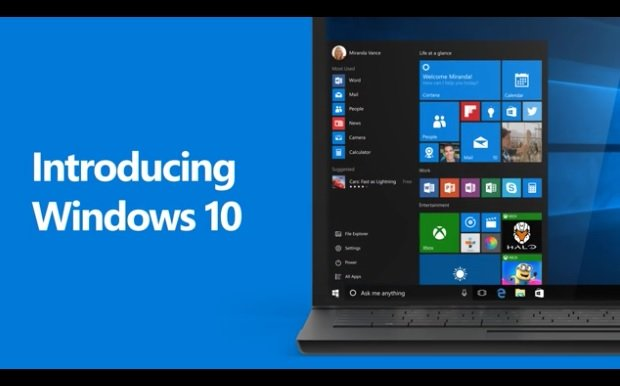 10 RAZONES WINDOWS 10