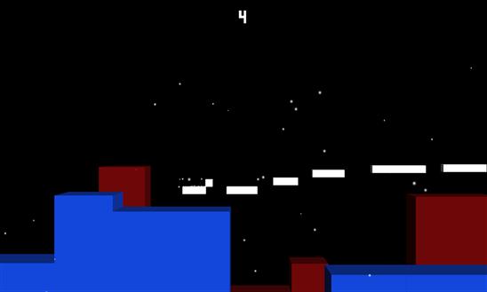 Pixel Run Mobile.