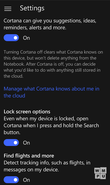 Filtradas imágenes de la Build 10240 de Windows 10 Mobile