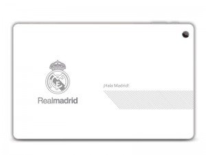 Windows Tablet Edición Real Madrid White
