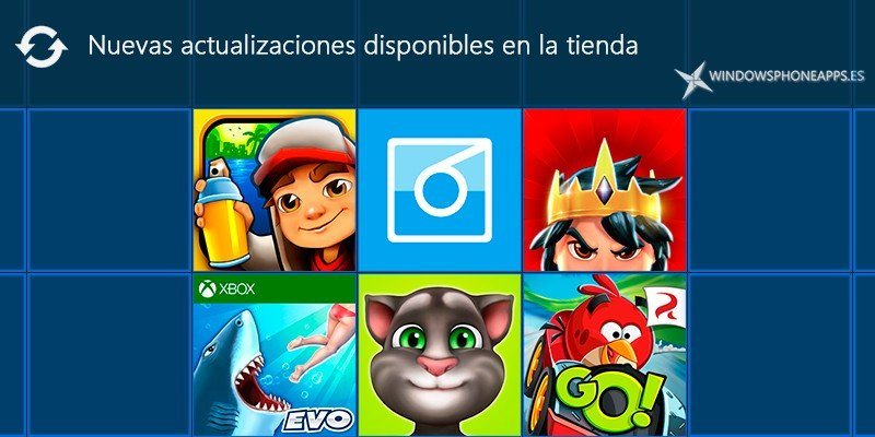 Subway Surfers, 6tag, Royal Revolt 2, Hungry Shark Evolution y más en las actualizaciones de hoy