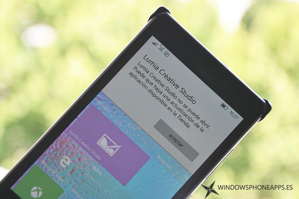 apps lumia no disponibles en Windows 10 Mobile
