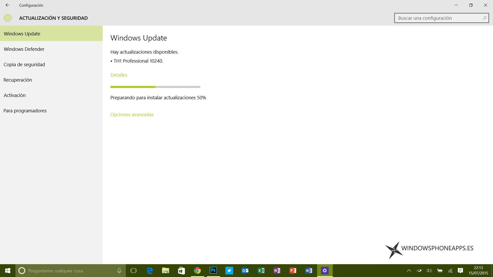 build 10240 Windows 10