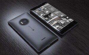 Os mostramos un hermoso concepto del futuro Lumia 940 creado por Phone Designer
