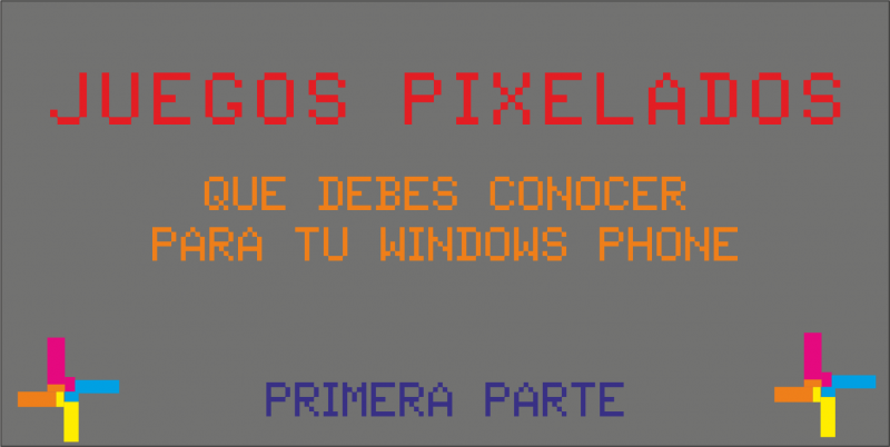 juegos pixelados