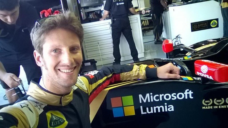 Microsoft Lumia en Lotus