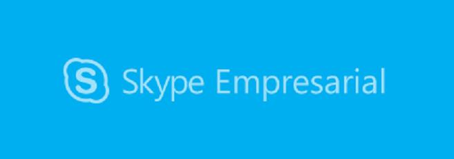 skype empresarial logo