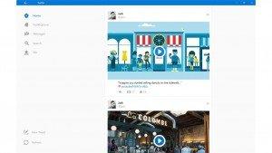 La tienda amaga con una actualización de Twitter que no se produce ¿Que está sucediendo? [Actualizado, parece que si habrá actualización]