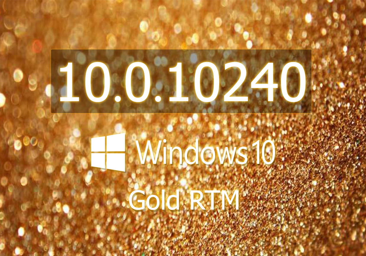 windows 10 rtm