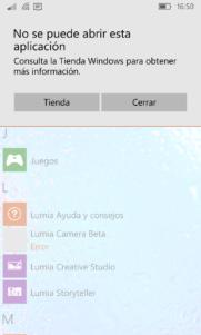 Muchas de las aplicaciones Lumia no están disponibles para Windows 10 Mobile [Actualizado]