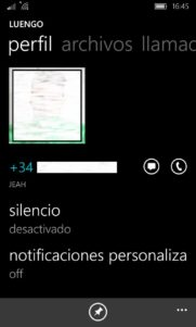 WhatsApp Beta ya permite el reseteo de configuración de notificaciones