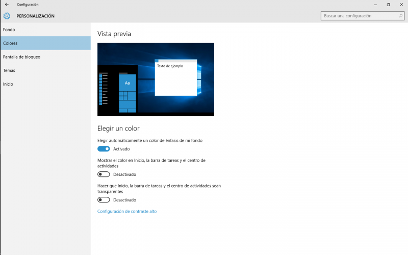 Windows 10 Color 2