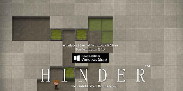 HINDER FOR WINDOWS 10