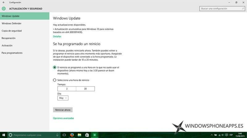 KB3081438-actualización-cumulativa-windows-10