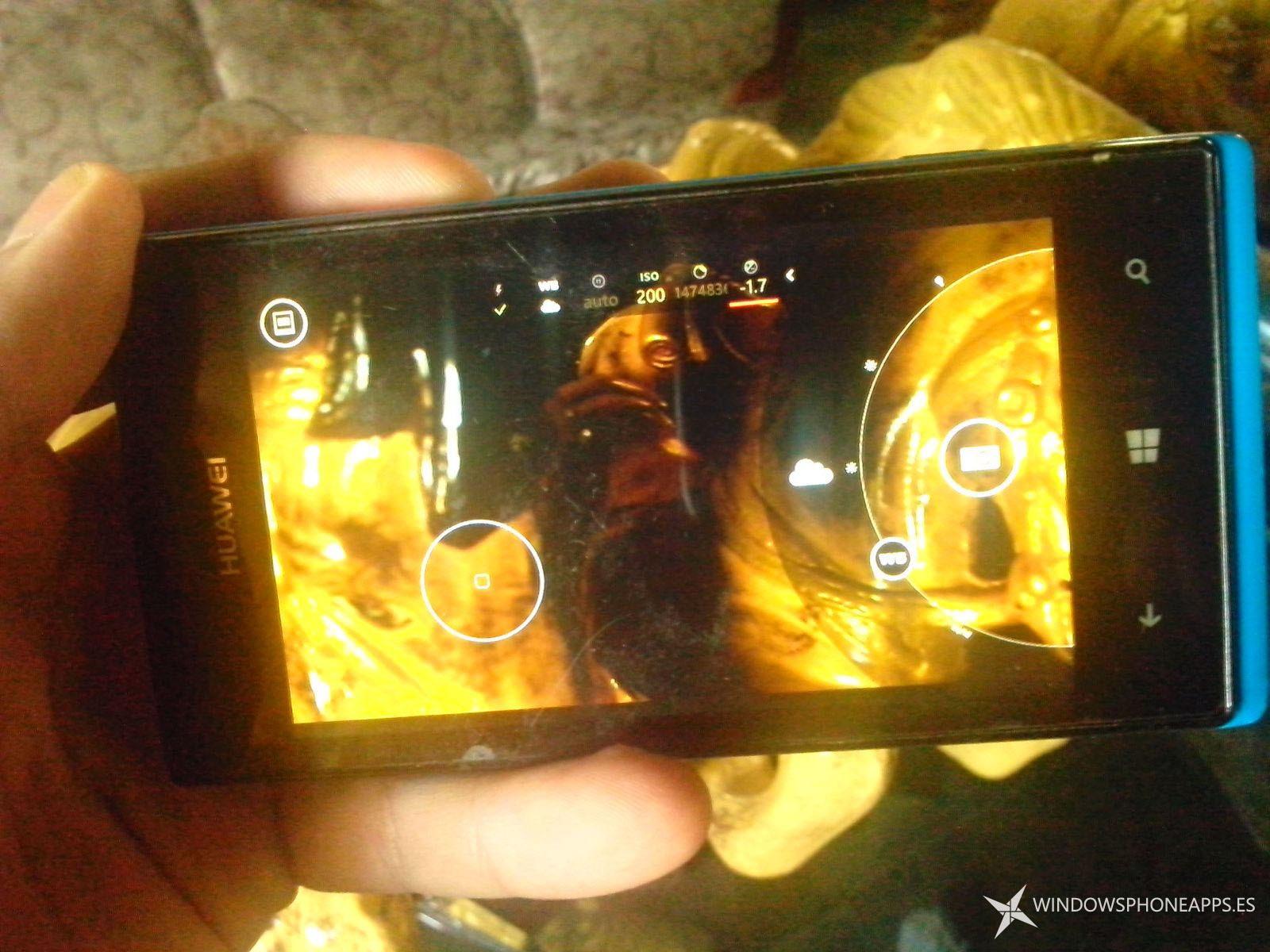 Lumia camera en Huawei