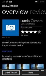 Lumia Camera está disponible para dispositivos no Lumia [Actualizado]