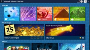 Microsoft Solitaire Collection 4