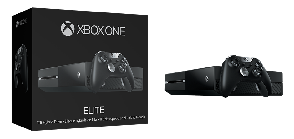 Pack Xbox One Elite