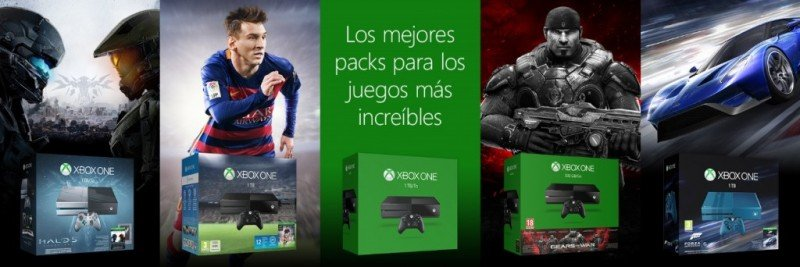 Pack Xbox