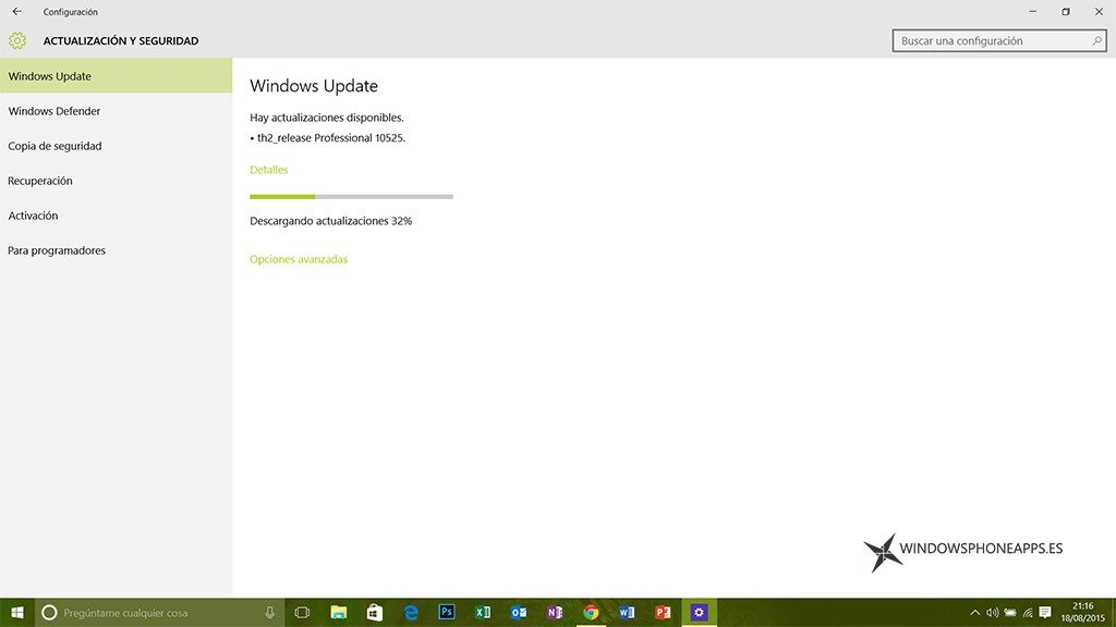 build 10525 windows 10 pc