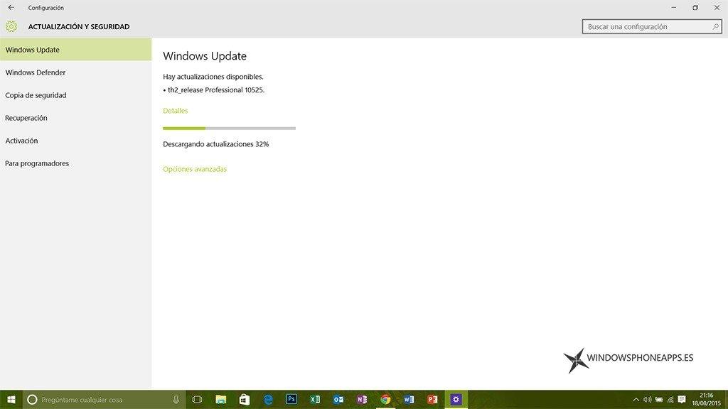 build 10525 windows 10 pc